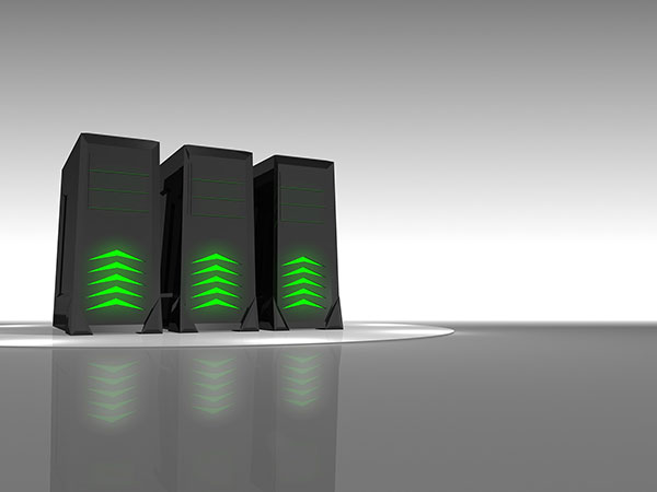 it serveurs solutions virtual servers
